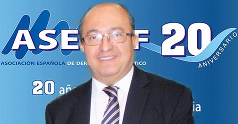 Mariano Avilés reelegido presidente de ASEDEF