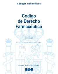 Disposiciones Legales Actualizadas en materia de Derecho Farmacéutico